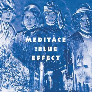 Meditace - Effect Blue [CD album]